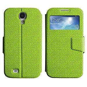 LEOCASE modelo lindo Funda Carcasa Cuero Tapa Case Para Samsung Galaxy S4 I9500 No.1004241
