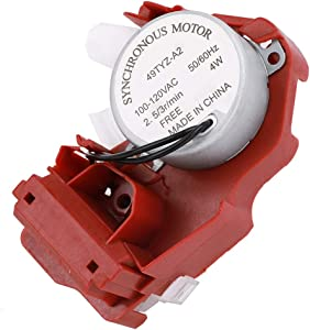 W10006355 1719787 AP6014711 PS11747977 wtw5500xw2 Washing Machine Actuator Replacement for Whirlpool Kenmore May tag, Part kit mvwc200xw3 mvwc360aw0 mvwx700xw1 mvwc425bw0 mvwc400xw4 mvwc360aw0