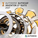 AutoCAD Inventor LT Suite 2017 Subscription | With Advanced Support
