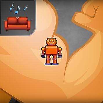 Tattoo Parlour: New Age Robots