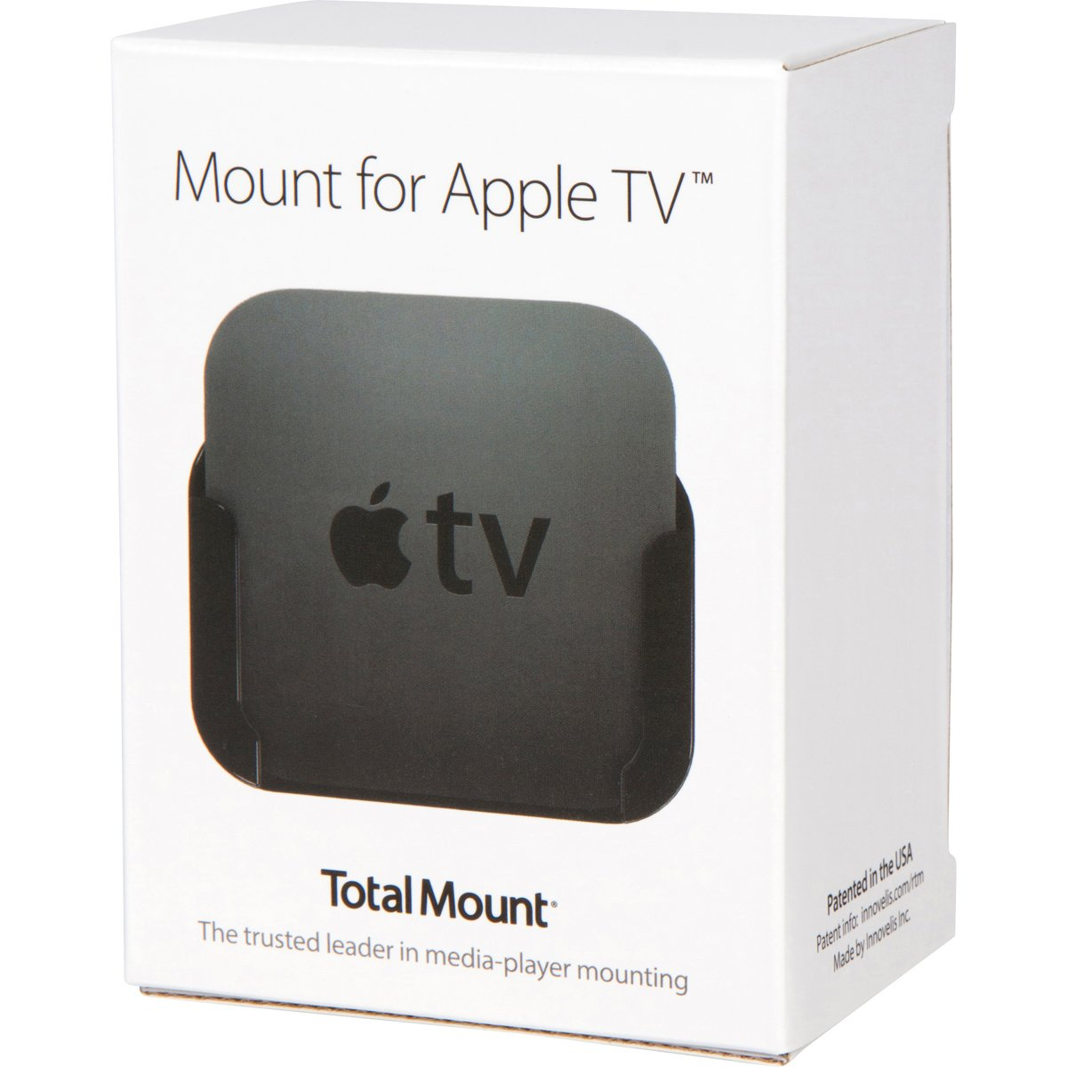 TotalMount Apple TV Mount - Compatible with all Apple TVs including Apple TV 4K by TotalMount (Image #8)