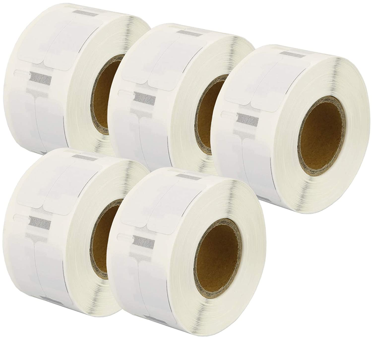 for Dymo LabelWriter 310 320 330 4XL 400 450 Turbo//Twin Turbo//Duo /& Seiko SLP Label Printers 500 Labels per Roll Printing Saver 3x 11352 25 x 54 mm Compatible Return Address Labels Rolls