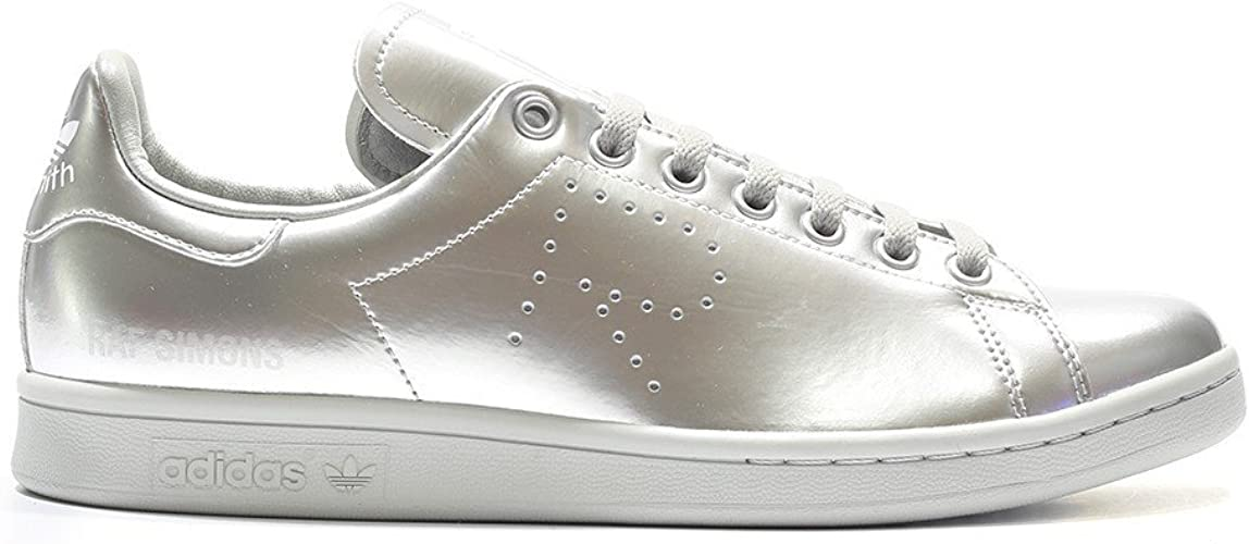 reasonable price new concept famous brand adidas by RAF Simons Unisex RAF Simons Stan Smith Silver Met ...