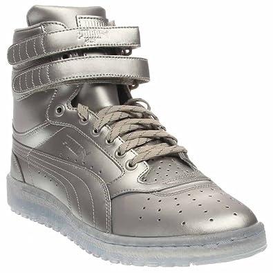 5dad275c0e15 Sky High II Platinum Mens in Puma Silver Grey Violet by Puma