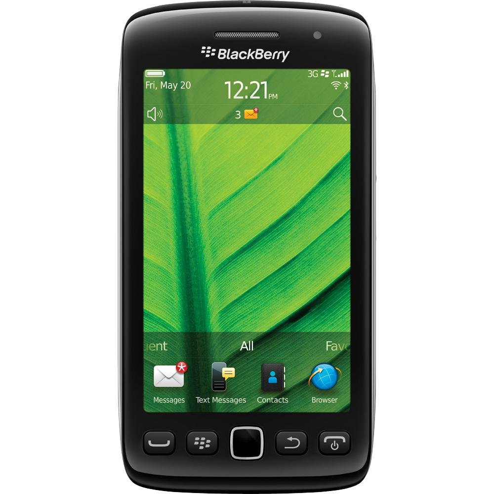 Amazon.com: Blackberry Torch 9850 CDMA Verizon Cell Phone - Black: Cell  Phones & Accessories