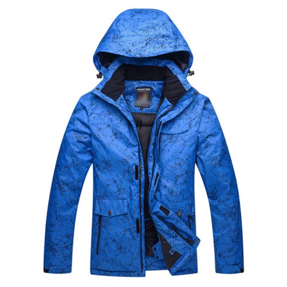 Giacca da sci antivento antivento antivento Sci Suit Uomo E Donna Coppia Modelli Winter Outdoor Veneer Double Board Abbigliamento da sci Impermeabile Caldo giacca calda antivento ( Coloreee   Blu scuro , Dimensione   L )B07L4RT7QNParent | La Qualità Del Prodotto  | Il Nuovo 853b46