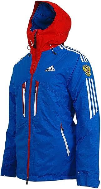 Details zu Adidas Olympia Jacke France Athleten Trainingsjacke Atmunsaktiv Training Herren