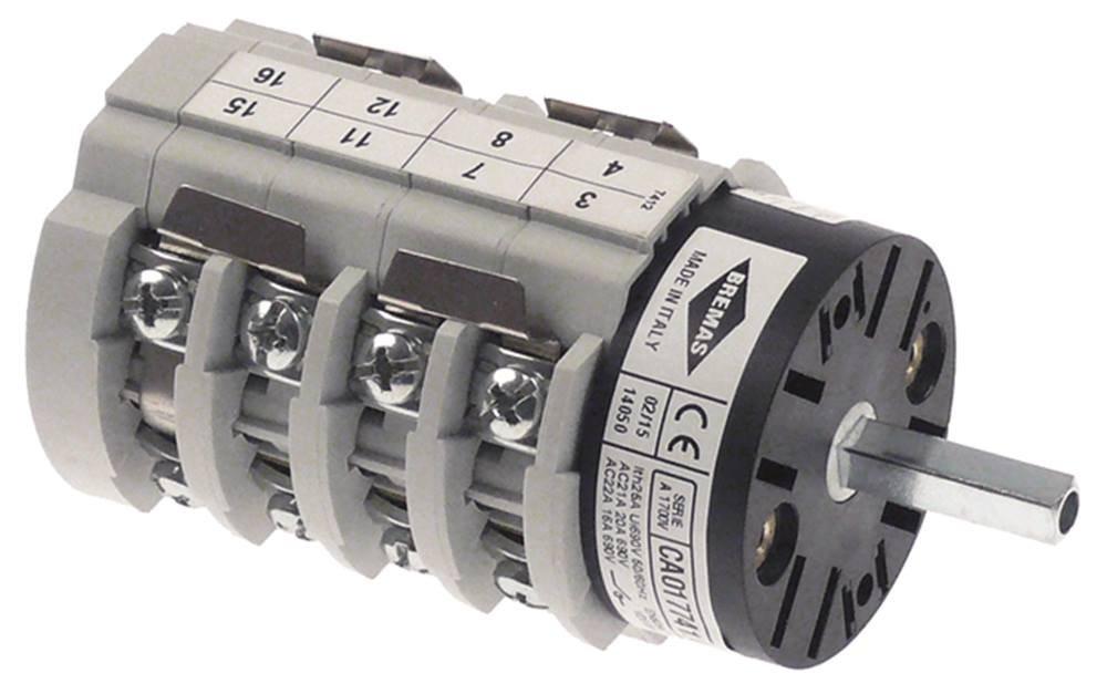 Bremas CS0177412 - Interruptor giratorio para cafetera Wega-CMA ...