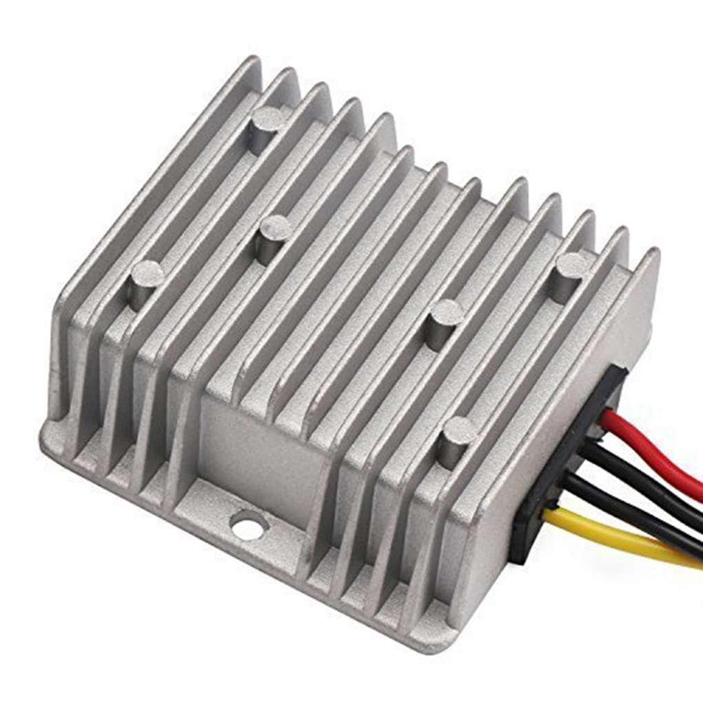 36V 48V bis 12V 25A 300W Spannung Reducer DC Step Down Converter, Lorsoul 30-60V bis 12V 25A DC Buck Converter