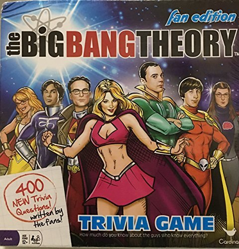 The Big Bang Theory Trivia Game Fan Edition