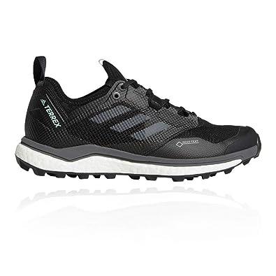 huge discount f3d18 35f15 adidas Terrex Agravic XT GTX W, Chaussures de Randonnée Basses Femme, Noir ( Negbás