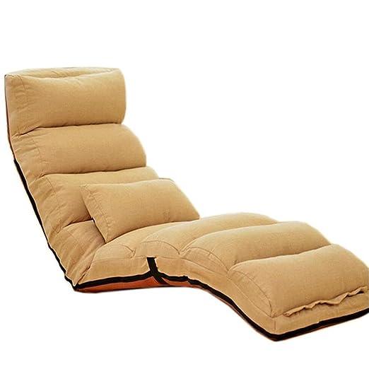 Sofás Sofá Perezosa sofá Individual de Tatami Elegante sofá ...