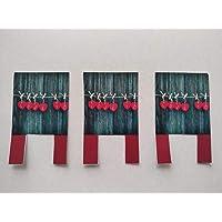 Figuras decorativas de papel para decorar el pastel. Tamaño 6 cm x 4 cm. 3 piezas #6