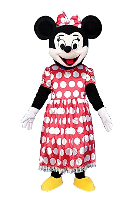 spedizione gratuita nuovo prodotto Miglior prezzo Mickey Mouse Topolino e Minnie Mouse Halloween Adulto ...