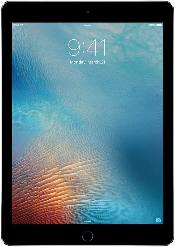 Amazon Com Ipad Pro 9 7 Inch 128gb Wi Fi Space Gray 2016 Model Computers Accessories