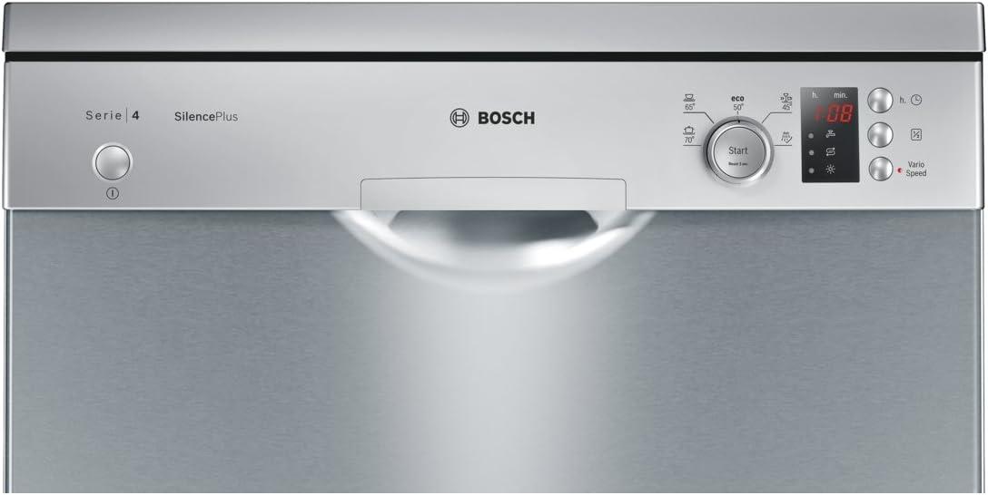 Bosch Serie 4 SMS51E38EU lavavajilla Independiente 13 cubiertos A ...