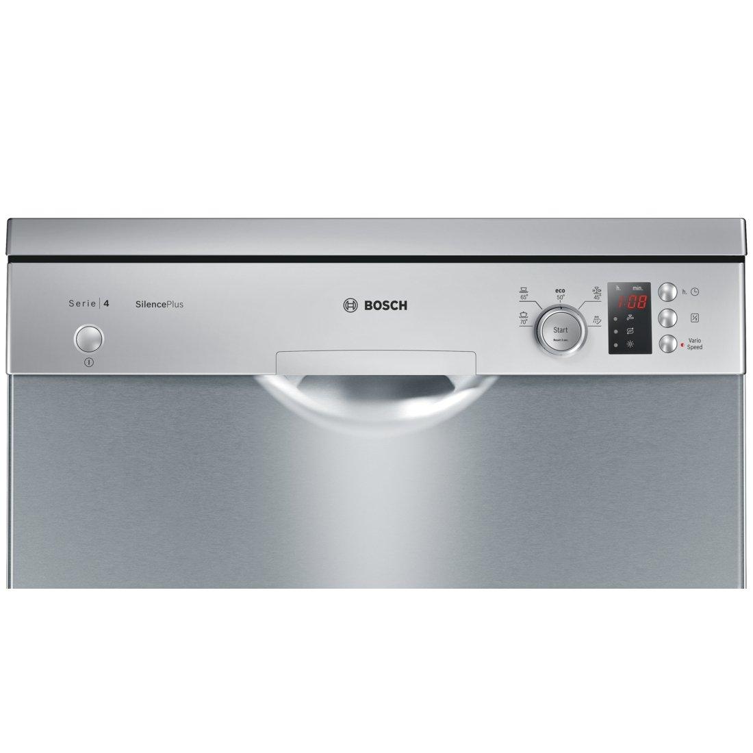 Bosch Serie 4 SMS51E38EU lavavajilla Independiente 13 ...