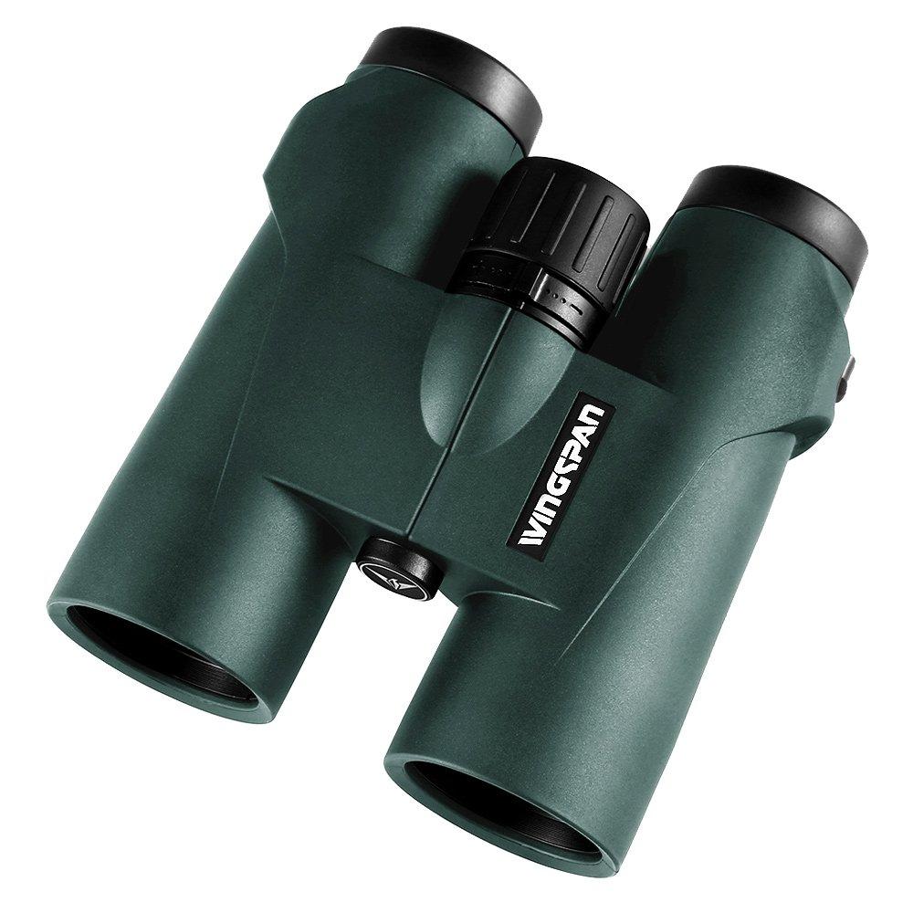 翼幅Optics naturesight HD 8 x 42 Bird Watching双眼鏡。extra-wideフィールドの最も明るい、Clearest詳細のビューを。閉じるフォーカスfor closerビュー。フェーズCoated。防水。フォグProof。 B074G6HQV1