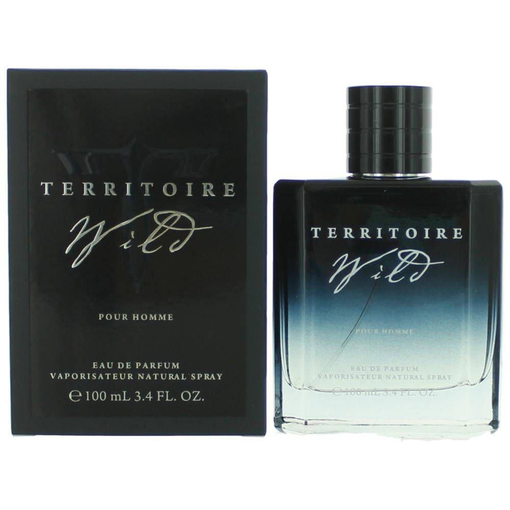TERRITOIRE WILD Eau de Parfum spray 3.4oz(100ml) for Men. BRAND NEW