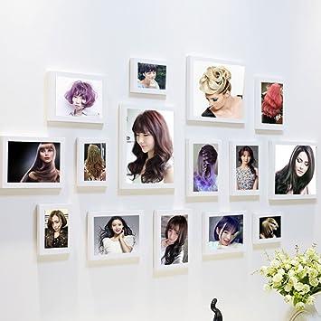Amazon Hairstyle Decorative Painting Photo Wall Dye Hot Photo
