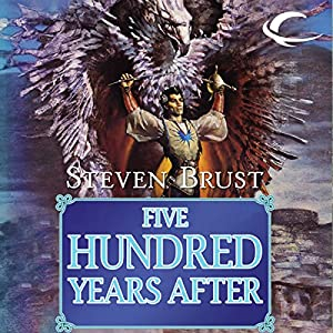 Five Hundred Years After Audiobook