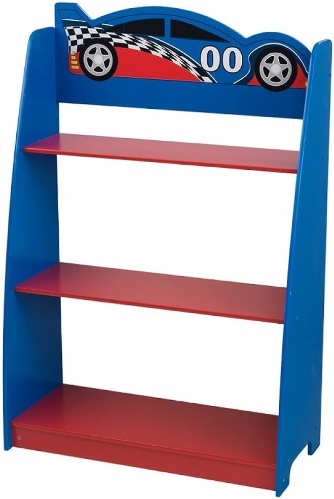 KidKraft Racecar Bookcase Discontinued by Manufacturer