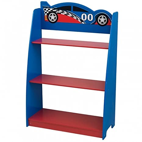Prime Kidkraft Race Car Side Table Amazon Co Uk Kitchen Home Download Free Architecture Designs Scobabritishbridgeorg