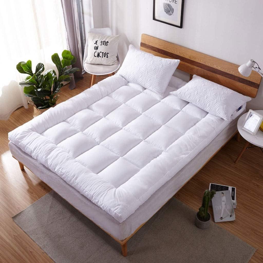 Multifuncional Plegable Japonesa Tatami Estera del Piso del algodón futón colchón Ventana Plegable futón Bay Cojín de ratón Cama durmiendo Home Living Oficina de Habitaciones: Amazon.es: Hogar