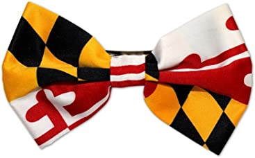 851b89adf Route One Apparel | Maryland Flag Hair Bow