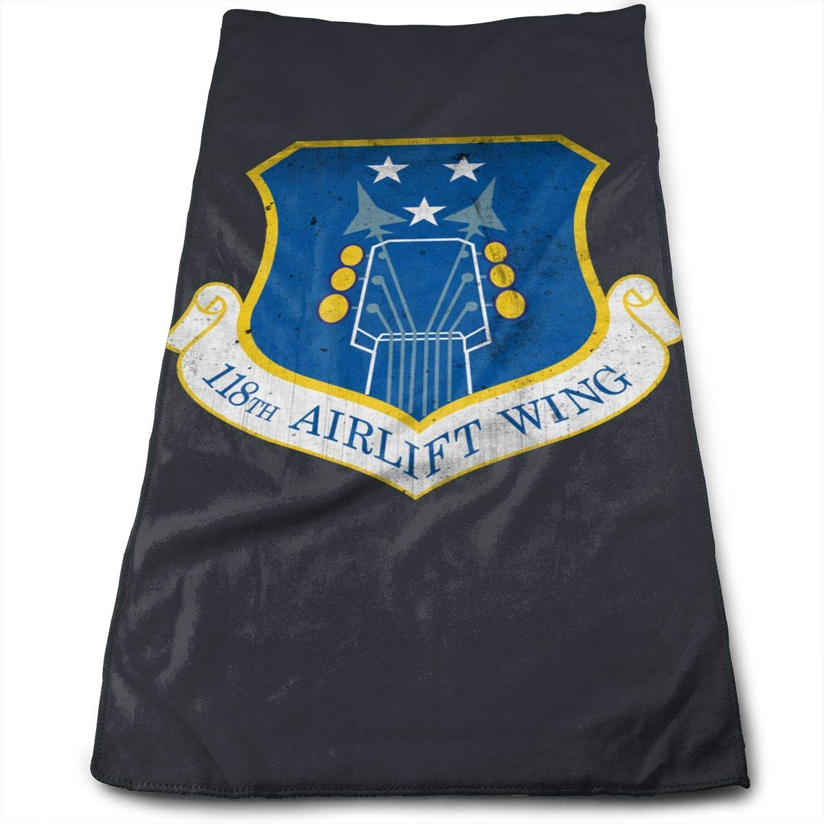 WCMBY USAF 118th Airlift Wing Washcloths