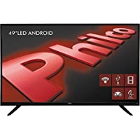 Tv , Philco, TV PH49F30DSGWA, Preto, 49""