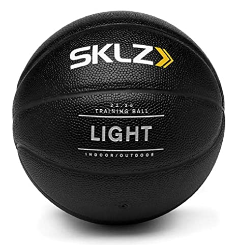 7e0f10478c SKLZ Control Training Basketball for Improving Dribbling and Ball Control,  22.25 Inch, Light Weight