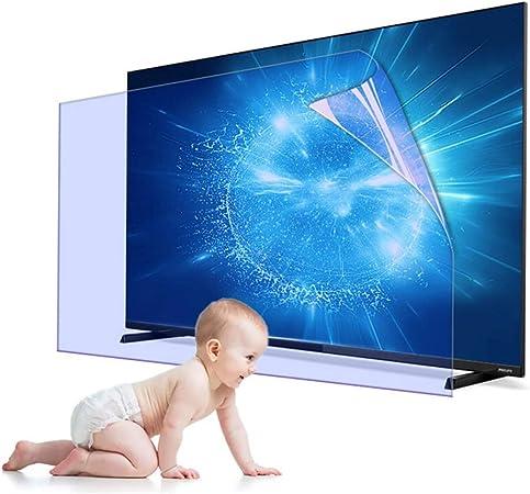 N / A Pantalla Glare TV, Anti Azul/Resistente a los arañazos de Cine de Filtro de