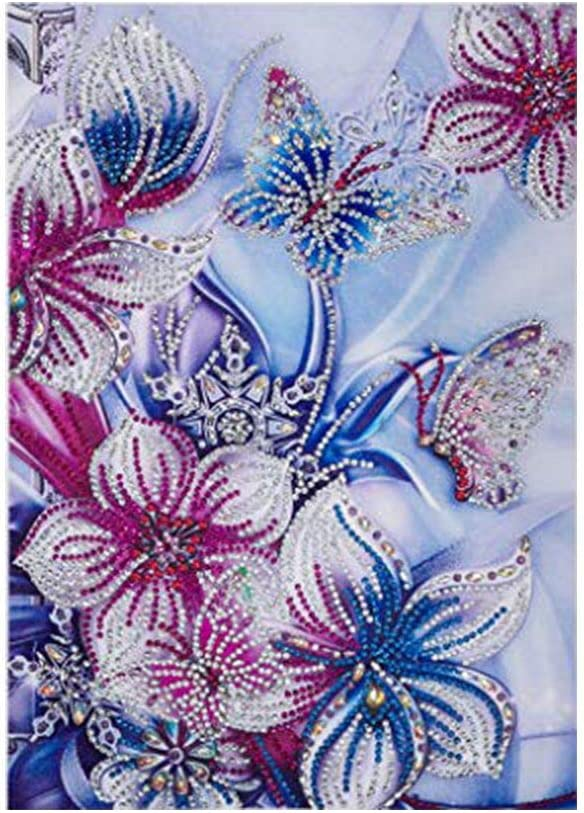 5D DIY Special Shaped Diamond Painting Moon Cross Stitch Mosaic Craft Kits