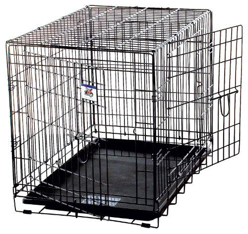 Pet Lodge (Little Giant Pet Lodge Large Double Door Wire Pet Crate)