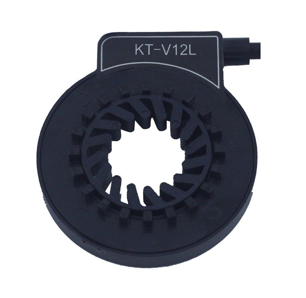 ZOOMPOWER pas pedal assist sensor kt-v12l kt v12 v12l 12 magnet easy to install