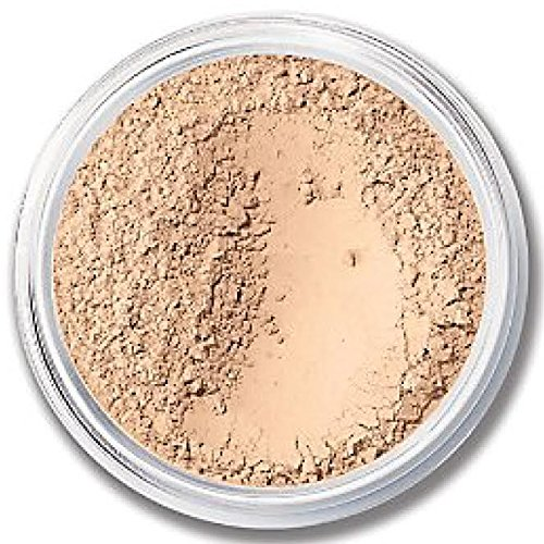 Pure Minerals Foundation Loose Powder Fairly Light Matte, 8 (Mineral Makeup Loose Powder Foundation)