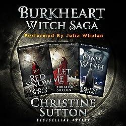 Burkheart Witch Saga Box Set, Books 1-3