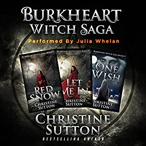 Burkheart Witch Saga Box Set, Books 1-3 Audiobook