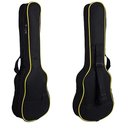 Peng sounded Estuche de Transporte de Guitarra Bolsa de Guitarra ...