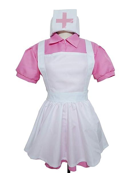 Amazon.com: Xiao Wu generación I enfermera Joy traje vestido ...