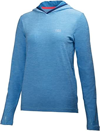 Helly Hansen Women's Aspire Flex Long Sleeve Running and Training Hoodie Shirt