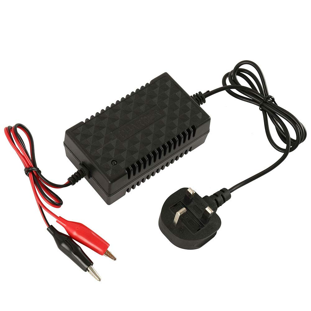 SurfMall Motorcycle Battery Charger 12V/2A Car Motorbike