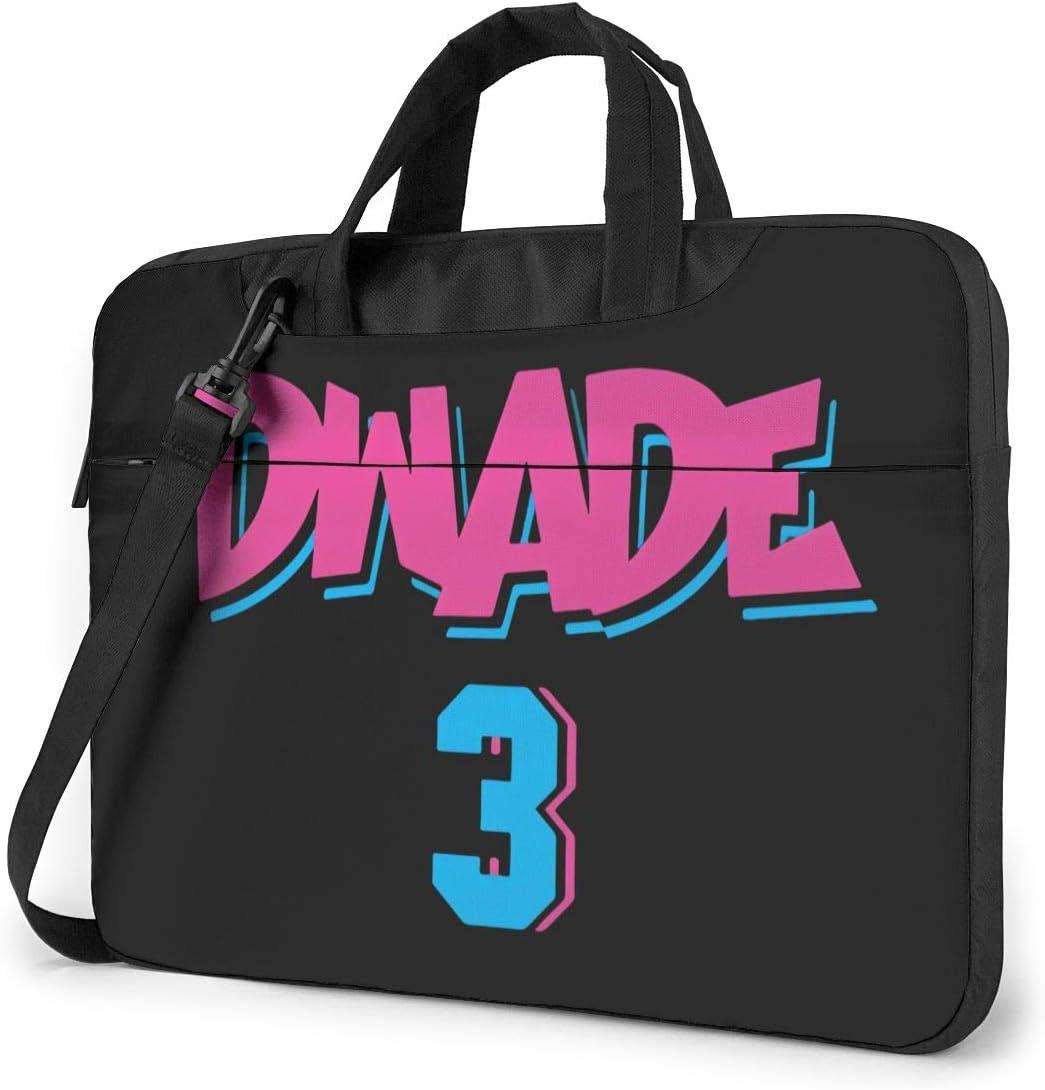 Miami D-Wade 3 Vice Single Shoulder Laptop Bag Briefcase Multi-Size Waterproof Travel