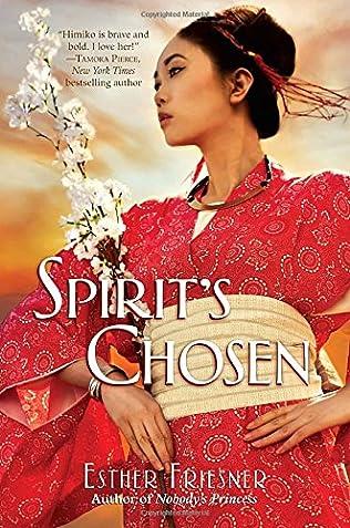 book cover of Spirit\'s Chosen