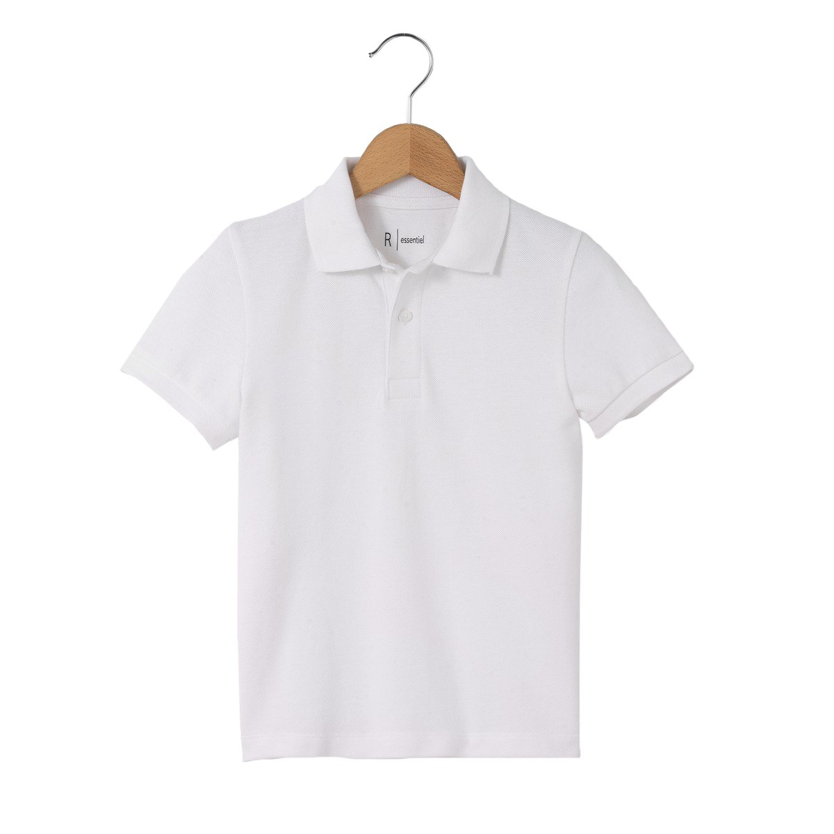 3-12 Years La Redoute Collections Big Boys Pique Cotton Polo Shirt