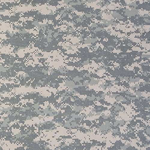 Soft ACU Universal Nomex® Aramid Ripstop Camouflage Fire Retardant Fabric Soft and Lightweight