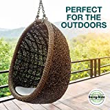 SwingMate Porch Swing Hanging Kit - 750 Lbs