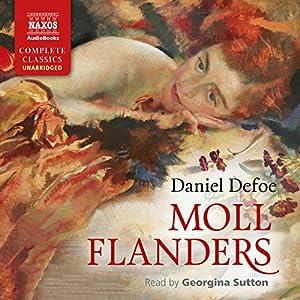 Moll Flanders Audiobook