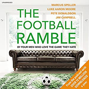 The Football Ramble Audiobook